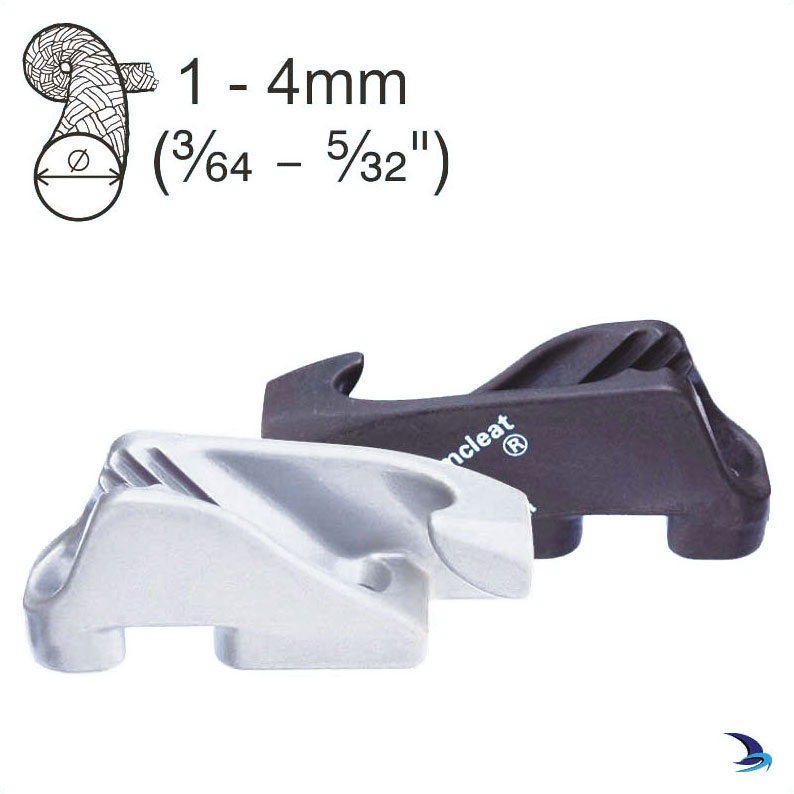 Clamcleat® - Starboard Side Entry Racing Micros Cleat (CL277)